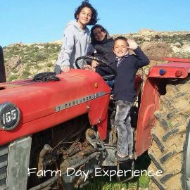 Farm Day Eco Experience – Holiday in Jordan