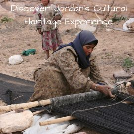 Holiday in Jordan – Discover Jordan's Cultural Heritage Eco Experience