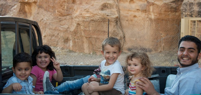 Off the Beaten Track in Jordan – Part 1: Beyda