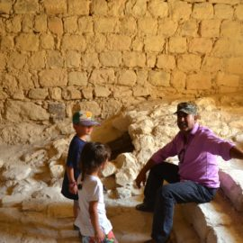 Our Adventure to Shobak Castle